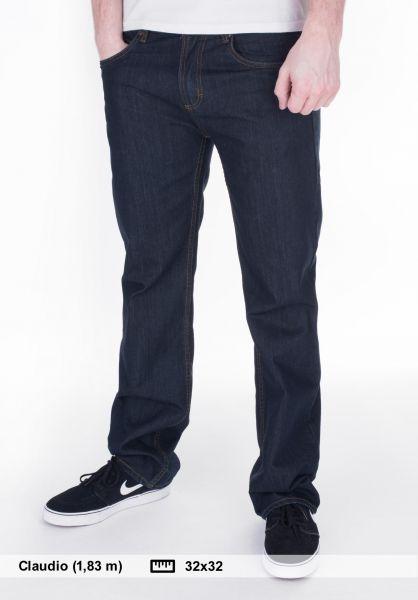 TITUS Jeans Regular darkdenim Vorderansicht