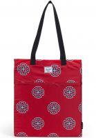 Herschel Taschen Packable Travel Tote red independent Vorderansicht