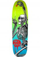 powell-peralta-skateboard-decks-hippie-skelly-fun-shape-green-blue-fade-vorderansicht-0110370