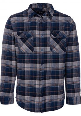 Brixton Long Sleeved Shirts Bowery