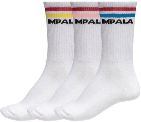 Stripe 3er Pack Impala Socken