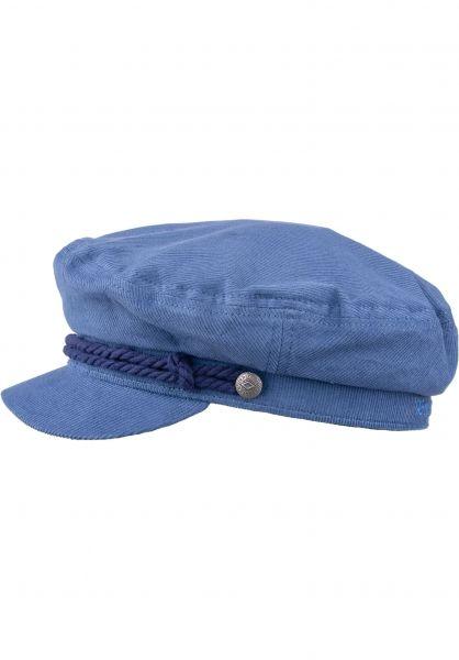 Brixton Hüte Fiddler navycord vorderansicht 0580162