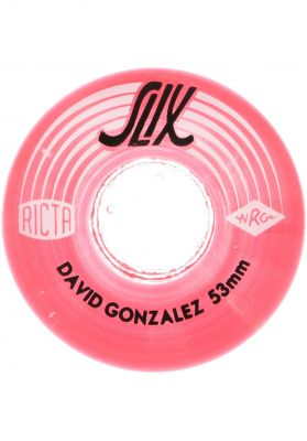 Ricta David Gonzalez Crystal Slix Clear 99a
