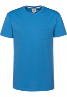 DC Shoes T-Shirts Basic Pocket 2 campunula Vorderansicht