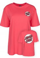 Santa-Cruz T-Shirts Missing Dot rose Vorderansicht
