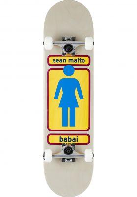 Girl Skateboard komplett Malto 93 Til Babai
