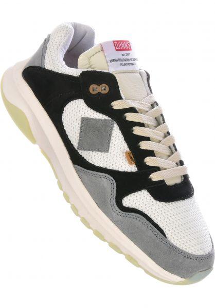 Djinns Alle Schuhe Easy Run 2 Raw grey-black vorderansicht 0604575