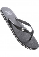 DC Shoes Sandalen Spray black-grey-white Vorderansicht