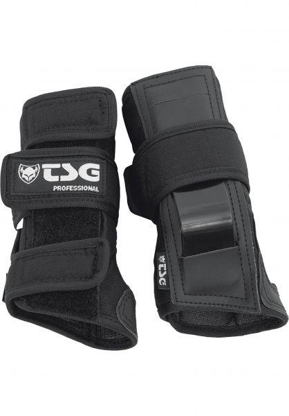 TSG Handschoner Professional black Vorderansicht