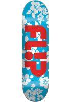 Flip Skateboard Decks Hawaiian Odyssey blue-red vorderansicht 0260779