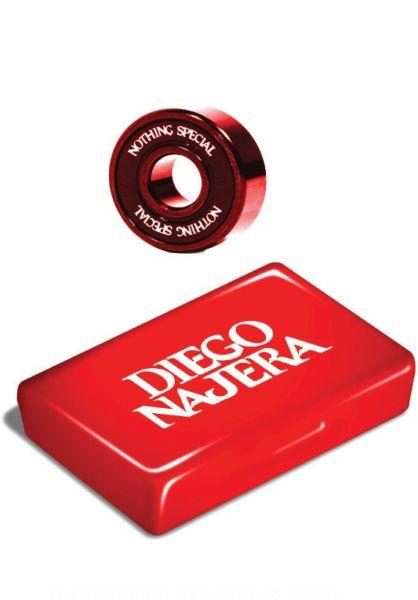 Nothing Special Kugellager Diego Najera red vorderansicht 0180336