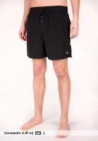 Billabong Beachwear All Day Layback 16 black Vorderansicht