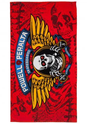 Powell-Peralta Winged Ripper Towel