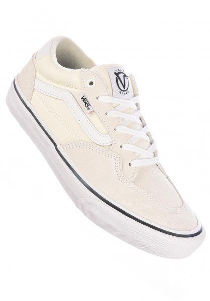 Vans Alle Schuhe Rowan Pro marshmallow-white vorderansicht 0604757