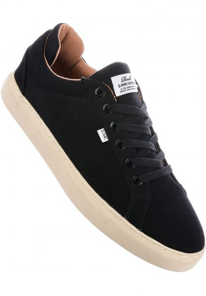 Djinns Alle Schuhe Real Like REELL black Vorderansicht