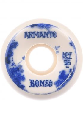 Bones Wheels SPF Armanto Blue China P5