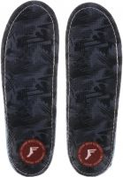 Footprint-Insoles-Einlegesohlen-Gamechangers-Camo-Low-black-grey-Vorderansicht