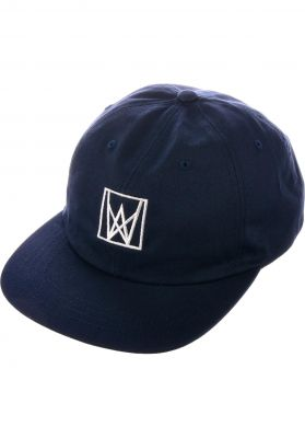 Welcome Icon Unstructured Snapback