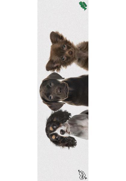 MOB-Griptape Griptape Krux Puppies white vorderansicht 0142423