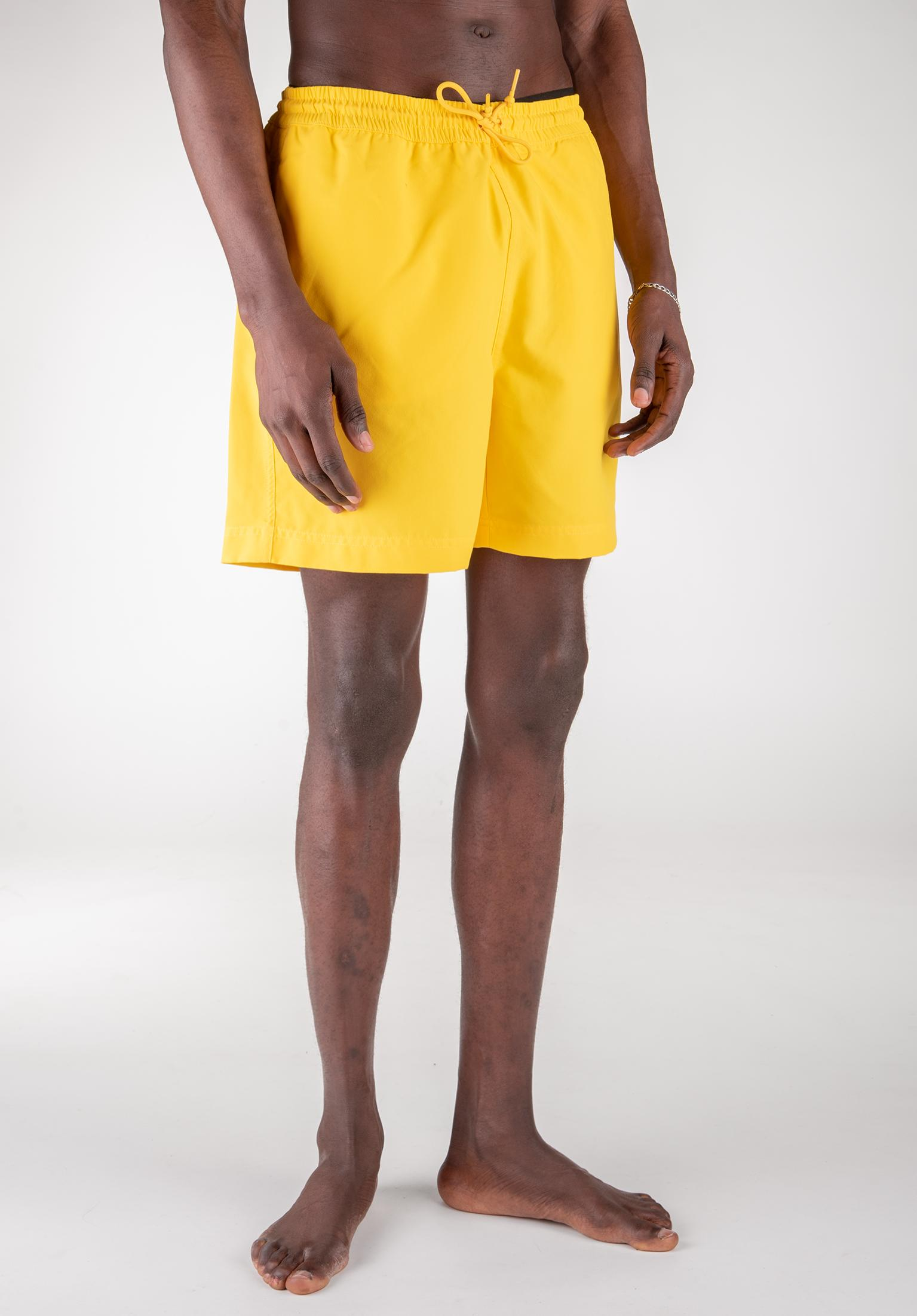 228c80031e Chase Swim Trunk Carhartt WIP Beachwear in primula-gold for Men   Titus