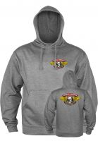 powell-peralta-hoodies-winged-ripper-medium-weight-gunmetal-heather-vorderansicht-0444689