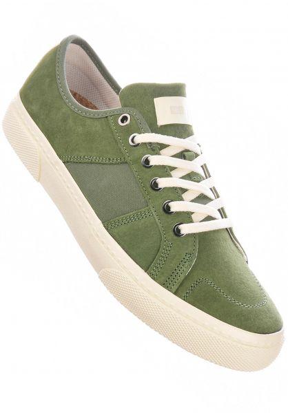 Globe Alle Schuhe Surplus olive-wolverine vorderansicht 0640885