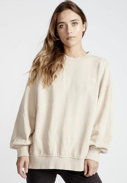 Billabong Sweatshirts und Pullover Organic moonstone vorderansicht 0422694