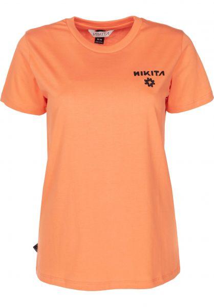 Nikita T-Shirts EP coralreef Vorderansicht