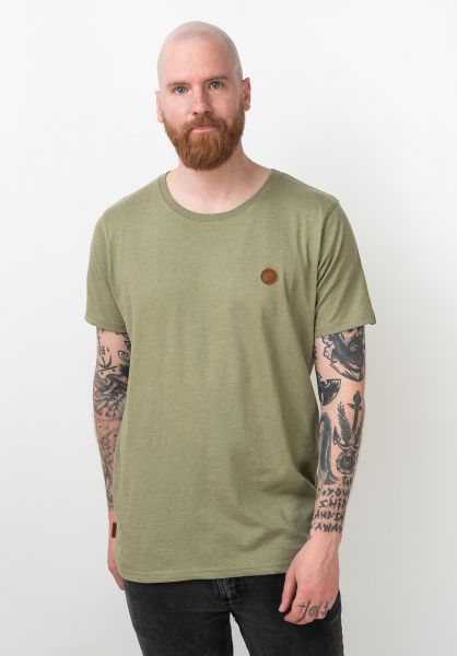 alife and kickin T-Shirts Maddox dust vorderansicht 0320764