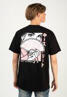 key-street-t-shirts-dragon-fan-black-vorderansicht-0324094