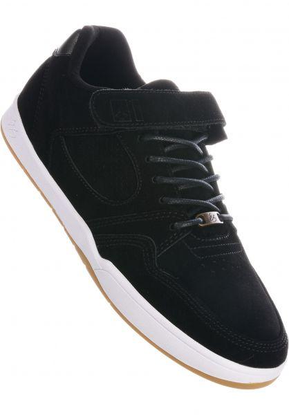 ES Alle Schuhe Accel Slim Plus black vorderansicht 0604636
