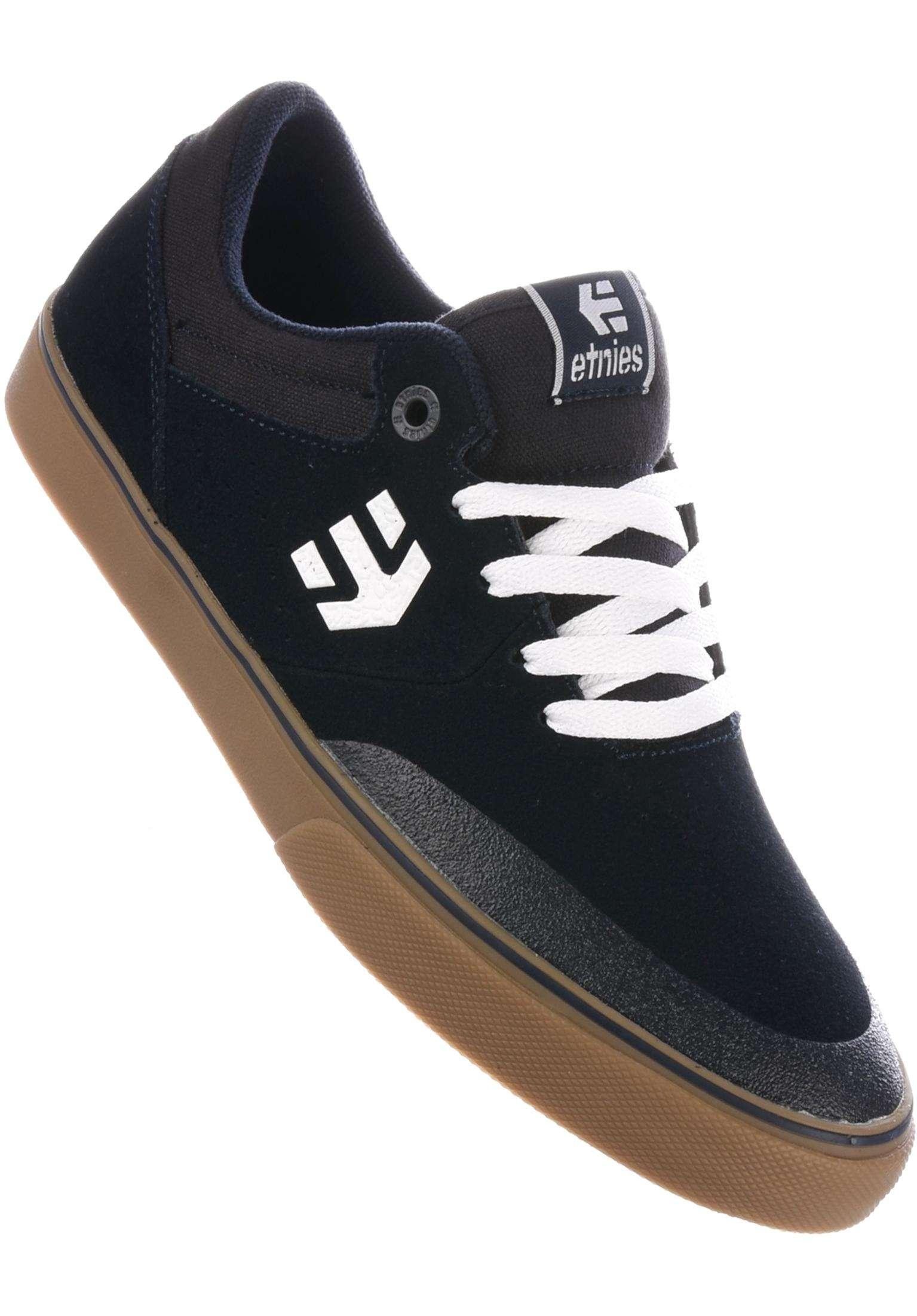 dd6676e145c354 Marana Vulc etnies All Shoes in navy-white-gum for Men