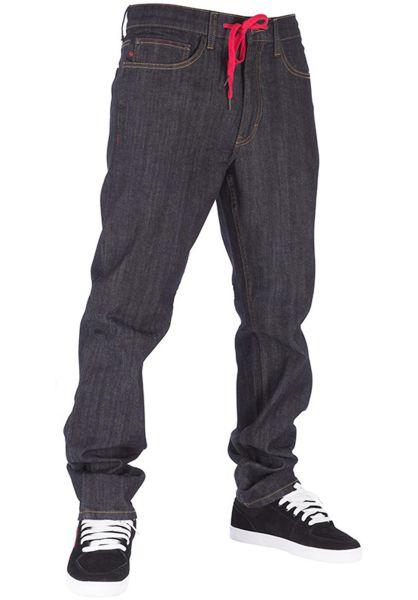 Clark Red Dragon Jeans In Dark Indigo Fur Herren Titus