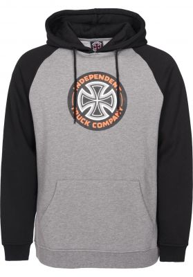 Independent Hoodies Combi TC Raglan