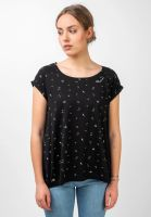 ragwear-t-shirts-zilda-organic-black-vorderansicht-0321154