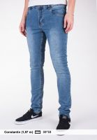 TITUS Jeans Skinny Fit lightblue Vorderansicht