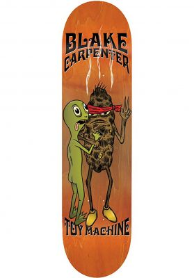 Toy-Machine Carpenter Doubting Turtle
