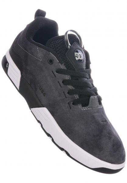 DC Shoes Alle Schuhe Legacy 98 VAC SE black vorderansicht 0604684