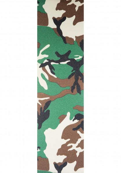 Kingpin Griptape Color camouflage Vorderansicht