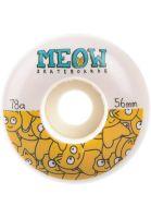 meow-skateboards-rollen-sticker-pile-split-78a-cruiser-white-yellow-vorderansicht-0135280