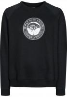Mahagony Sweatshirts und Pullover Karma Brush black Vorderansicht