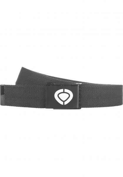 C1RCA Gürtel Icon grey Vorderansicht