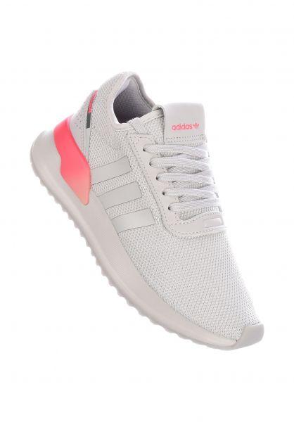 adidas Alle Schuhe U_Path grey vorderansicht 0612513