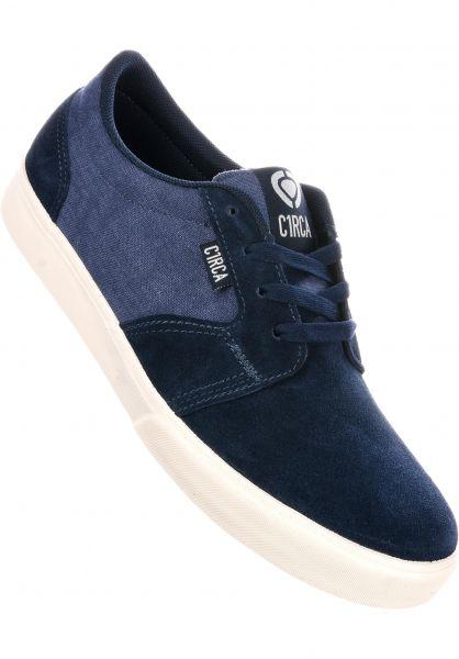 C1RCA Alle Schuhe Hesh 2.0 dressblues-offwhite vorderansicht 0604256
