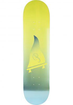 Primitive Skateboards Pennant Gardient