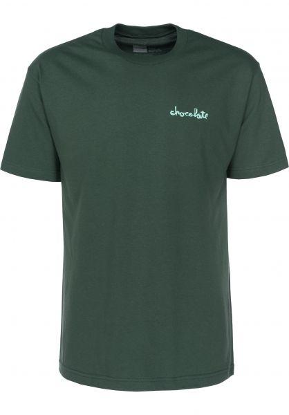 Chocolate T-Shirts Mid Chunk forest Vorderansicht
