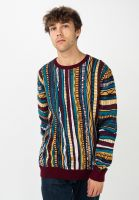 iriedaily-strickpullover-theodore-knit-petrol-red-vorderansicht-0144038