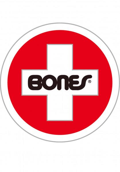 Bones Bearings Verschiedenes Swiss-Round no color Vorderansicht