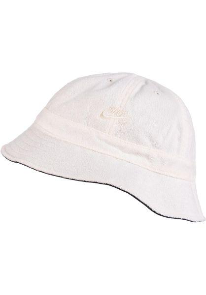 Nike SB Hüte Orange Label Reversible coconutmilk-black vorderansicht 0580466