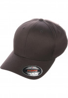 Flexfit Caps Original brown Vorderansicht